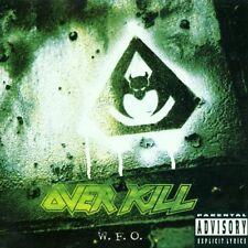 Overkill - WFO [CD]