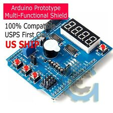 Multifunctional Expansion Board Shield kit Based Learning For Arduino UNO R3 BS1
