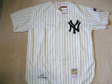 AUTHENTIC MITCHELL & NESS NY YANKEES Joe DiMaggio 1951 Jersey-Size 52 2XL- NEW!!