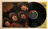 Beatles - Rubber Soul - 1965 US Mono Capitol T-2442 (VG+) Ultrasonic Cleaned