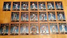NEW 1998 Topps FINEST CENTURION Serial Numbered Set 1-20 Complete