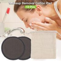 Fiber aus Bambus Taschentücher für Gesicht Pads für Make -up -Entferner