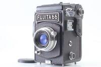 【For Parts】 FUJITA 66 model 6x6 SLR Medium Format 80mm f/3.5 Lens From JAPAN 394