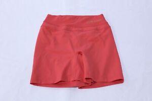 Gymshark Women's Whitney High Rise Shorts BM7 Pink Small NWT