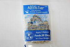 50 AgSafe Aquatic Tabs Time released, Water Lily,Lotus aquatic plant Fertilizer.