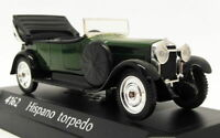 Solido 1/43 Scale Model Car 4162 - Hispano Torpedo - Green