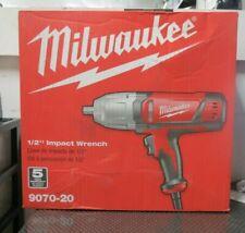 "Milwaukee 1/2"" Corded Impact Wrench"