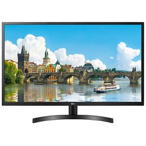 "LG 32 Inch Monitor 32MN600P-B Full HD IPS 32"" Monitor with AMD FreeSync"