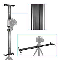 "Neewer 32"" Video Stabilization System DSLR Camera Track Dolly Slider"