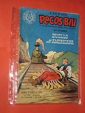 PECOS BILL FORMATO ALBO D'ORO N° 270- 1°SERIE- episodio N° 51  b-1951 mondadori