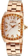 Invicta 14137 Lady Lupah Limited Edition Gemstone Rose tone Womens Watch