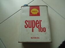 Bidon Shell Super 100