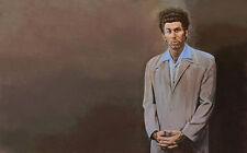 Seinfeld The Kramer Michael Richards Art Silk Poster 20''
