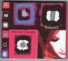 CD ALBUM DIGIPACK MYLENE FARMER REMIXES 11 TITRES