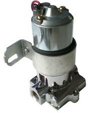 7 PSI 100 GPH CHROME ELECTRONIC FUEL PERFORMANCE PUMP
