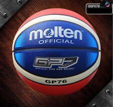 6d6a08a4556 Molten Men s Basketball In Outdoor Standard GP76 7 PU Training Ball w Bag