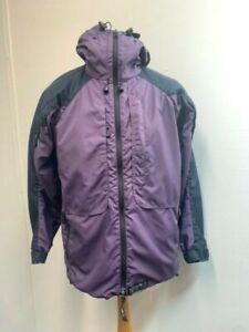 Páramo Recycled Ladies' Alta II Jacket Walking Hiking Heather/Navy XS very good