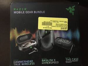 Razer Mobile Gear Bundle 3 Piece Set