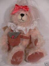 HC 119 Hermann Coburg Ursulas Birthday Bear ca. 28 cm Limitiert