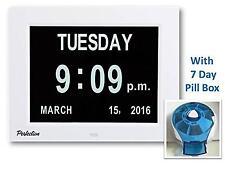 Calendar Decorative Clocks