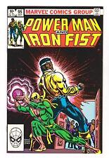 POWER MAN and IRON FIST 95  (NM) FREE SHIPPING *