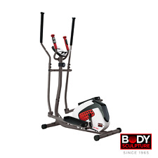 Body Sculpture BE1720 Magnetic Elliptical Cross Trainer with Hand Pulse Sensors