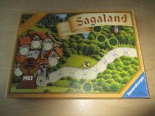Spiel Sagaland Alte Version Märchen im Spiel 1985/86 RAVENSBURGER
