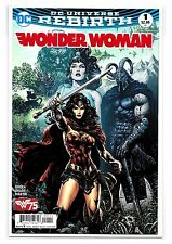 Wonder Woman #1 - Cover A - Liam Sharp Cover - Dc Comics!