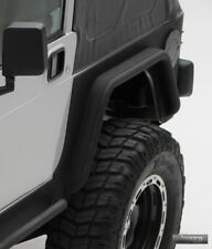 "SmittyBilt XRC Armor - Rear 3"" Fender Flares Fits Jeep 97-06 Wrangler (TJ/LJ)"
