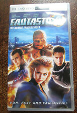 Fantastic Four (UMD, 2005, Canadian) NTSC North American Version