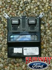 2002 2003 2004 Super Duty F250 F350 F450 F550 OEM Ford Overhead Message Center