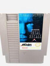 Nintendo NES Spiel | TOTAL RECALL NTSC