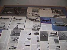 VINTAGE..LOCKHEED P2 NEPTUNE..HISTORY/PHOTOS/DETAILS/3-VIEWS..RARE! (53G)