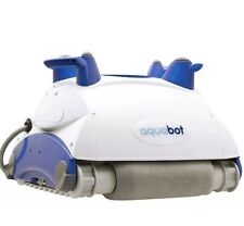 Aquabot Junior NXT / SONIC Robotic Pool Cleaner With Basket And Bag For Dirt
