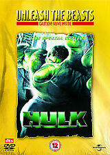 Hulk [DVD], DVDs