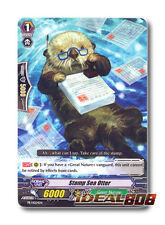 Cardfight Vanguard  x 1 Stamp Sea Otter - PR/0024EN - PR (EB02 Promo) Mint