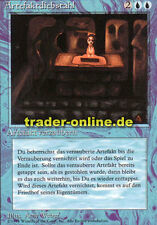 Artefaktdiebstahl (Steal Artifact) Magic limited black bordered german beta fbb