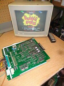 BUBBLE BOBBLE Redux Arcade Game Circuit Boards, Semi Working, 1986 PCB