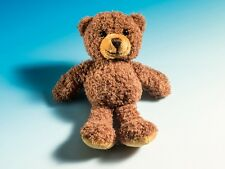 Rudolf Schaffer Tom Teddy Bear Magnet - SC3539, Brown, Metal & Plush