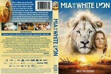 MIA AND THE WHITE LION DVD (Widescreen)