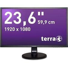 """TFT Monitor, PC-Bildschirm 23,6"""" (59,9cm) TERRA LED 2447W mit HDMI, DVI, FULL HD"""