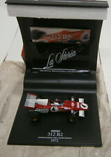 La Storia Ferrari 312 B2 F1 1972 1:43 SCALE-With Box-FORMULA 1 German Grand Prix