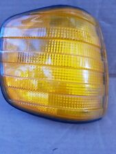 MERCEDES w126 RIGHT FRONT TURN LIGHT SIGNAL LAMP OEM SEC 380SE 500SEL 560SEL 3