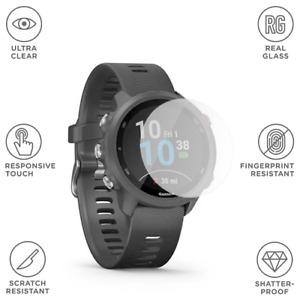 Garmin Forerunner 245 Glass Screen Protector Tempered Glass Scratchproof 9H