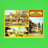 Ansichtskarte DDR Bad Salzungen