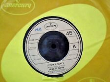 """LESLEY GORE """" IT`S MY PARTY """" UK MERCURY  EX+ COND. IN Or.SL."""