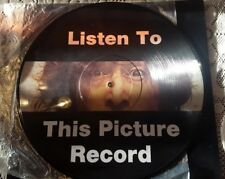"""Beatles john Lennon """"Listen to this Picture Record"""" picture disc"""