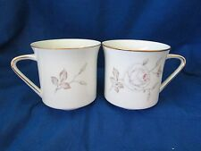 Johann Haviland Sweetheart Rose COFFEE CUPS SET of TWO 2 have more items*