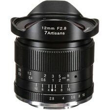 7Artisans 12mm F2.8 Panasonic New Agsbeagle