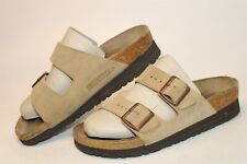 Birkenstock Womens Size 9 40 Arizona Wedge Platform Suede Germany Made Shoes